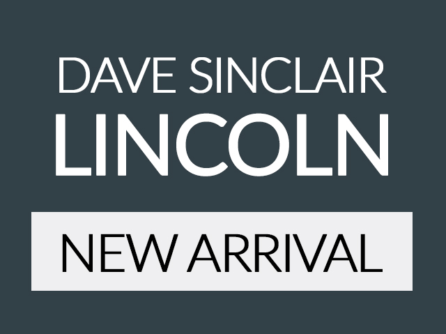 New Arrival for New 2021 Lincoln Corsair Standard